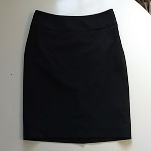 NWT The Limited Black Pencil Skirt